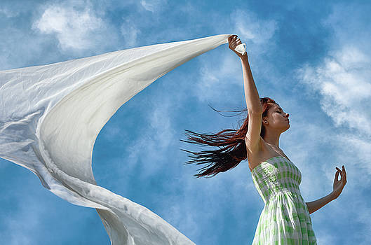 Sailing a Favorable Wind by Laura Fasulo