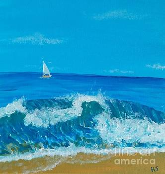 Sailing by Heather James