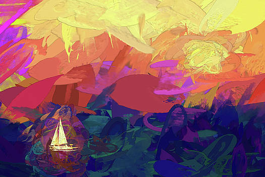 Sailing by James Bethanis