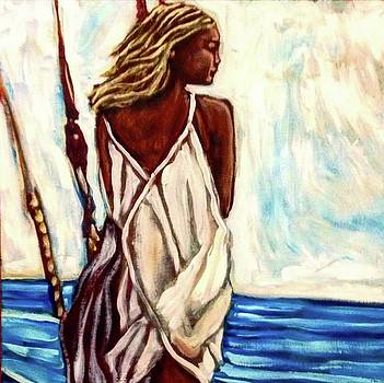 Sailing by Kimberly Dawn Clayton