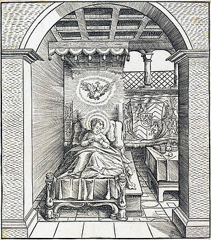 Leonhard Beck - Saint Dentalinus