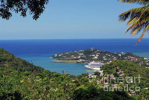 Gary Wonning - Saint Lucia