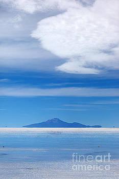 James Brunker - Salar de Uyuni and Tunupa Volcano