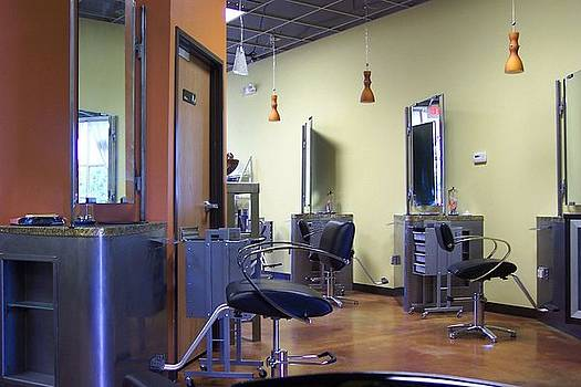 Salon Stations by Don Thibodeaux