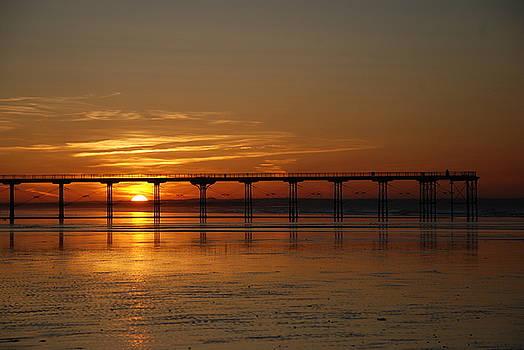 Doug Thwaites - Saltburn Pier