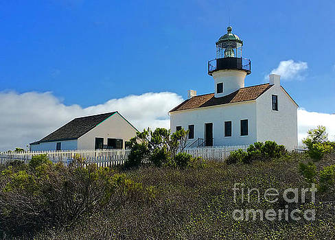 Gregory Dyer - San Diego Light House