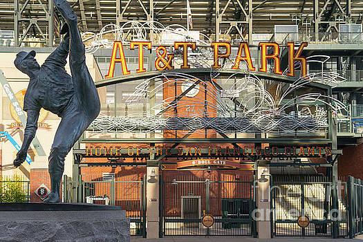 San Francisco Giants ATT Park Juan Marachal O'Doul Gate Entrance DSC5790 by San Francisco