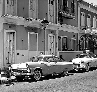 San Juan, Puerto Rico  by Trace Kittrell