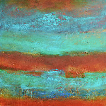 Sand and Sea II by Filomena Booth