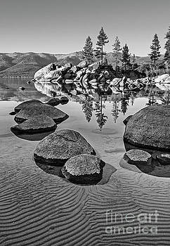 Jamie Pham - Sand Harbor Ripples