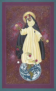 William Hart McNichols - Santa Rosa Patroness of the Americas 166