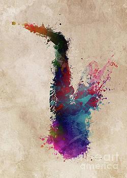 Justyna Jaszke JBJart - Saxophone art