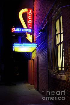 Scat Jazz Lounge 1 by Elena Nosyreva