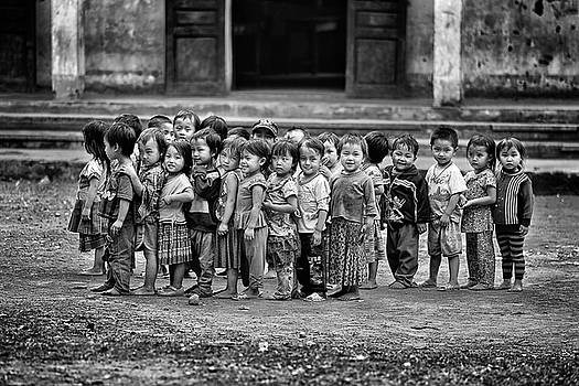 Schooltime... by John Moulds