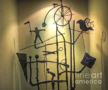 Sculptur by Yury Bashkin