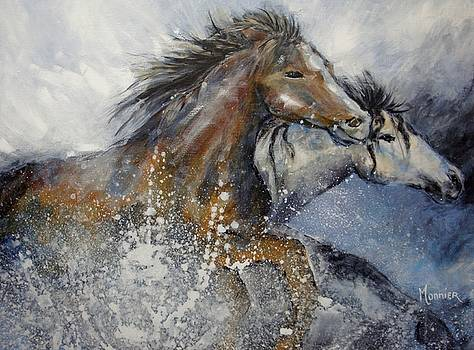 Cathy MONNIER - Sea horses