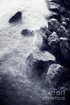 Sea rocks by Dimitar Hristov