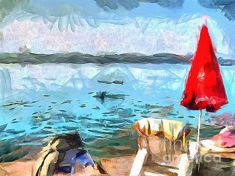 Sea Summer by Yury Bashkin
