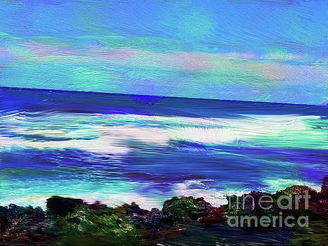 Seascape by Karen Nicholson