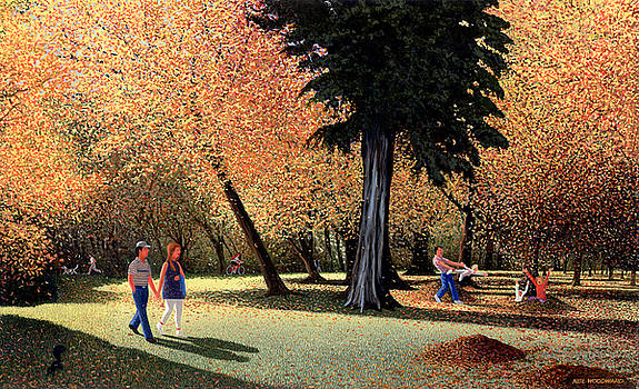 Season of Abundance and Joy by Neil Woodward