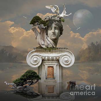 Secret place of Atlantis by Alexa Szlavics
