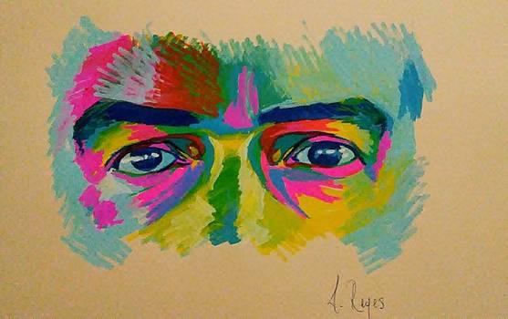 Self Portrait 2 by Angel Reyes