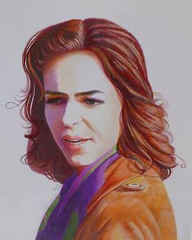Self-Portrait by Constance DRESCHER