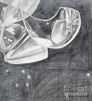 Genevieve Esson - Self-Portrait In Glass