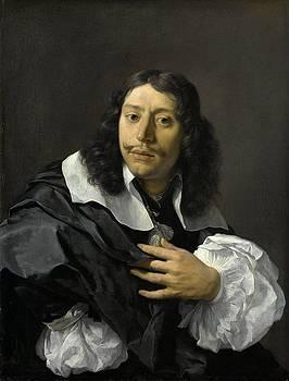 Self-portrait by Karel Dujardin
