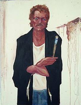 Self Portrait by Michael Ryan