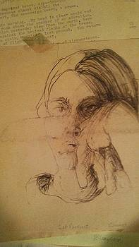 Self Portrait by Ruth Mabee