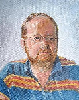 Self Portrait by Troy Krege