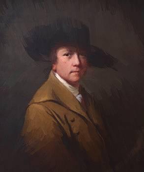 Wright Joseph - Self Portrait