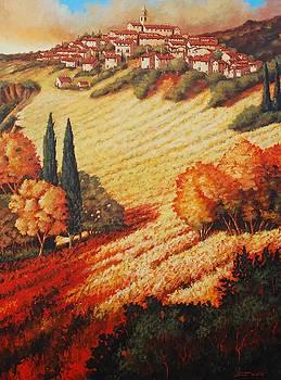 September sun by Santo De Vita