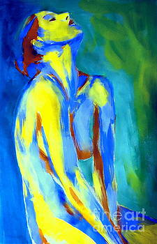Serene solace by Helena Wierzbicki