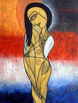 Serenity by Pilar  Martinez-Byrne
