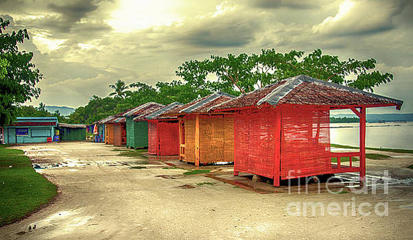 Shacks by Charuhas Images