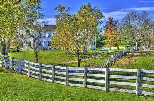 Sam Davis Johnson - Shaker Fences