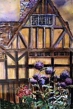 Shakespeares Birth Place by Mindy Newman