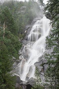 Rod Wiens - Shannon Falls