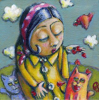 She Gave Her Hearts Away by Teresa Nolen Pratt