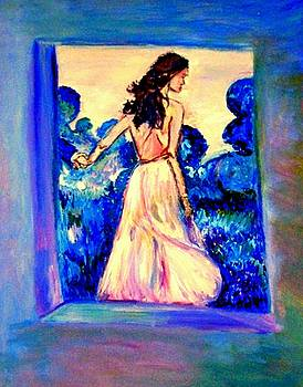 She by Helena Bebirian