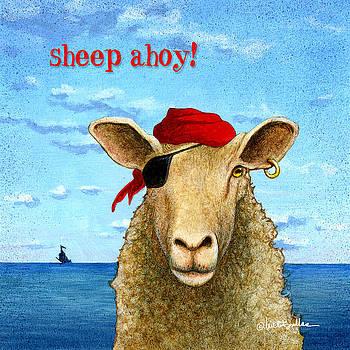 Will Bullas - sheep ahoy