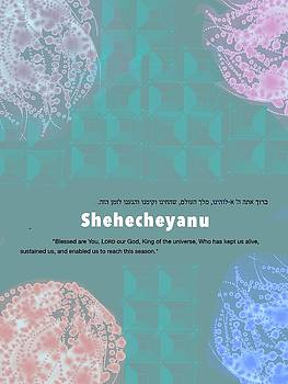 Shehecheyanu 2 by Cooky Goldblatt