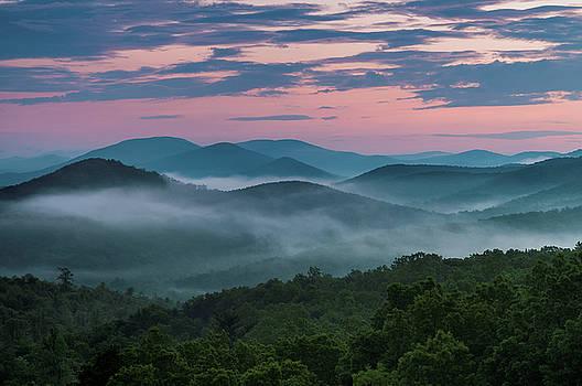 Shenandoah Sunrise by Kevin Blackburn