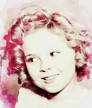 John Springfield - Shirley Temple, Vintage Actress