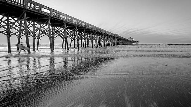 Shoot the Pier by Michael Donahue