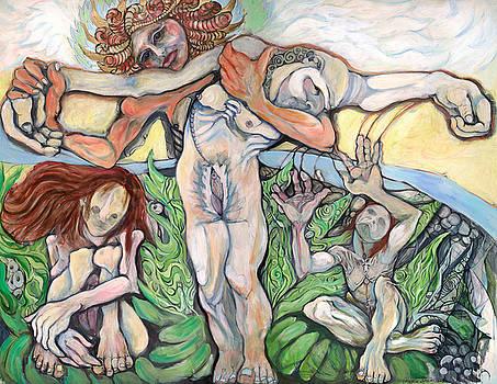 Sic Transit Gloria Mundi by Michelle Spiziri