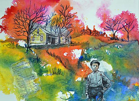 Silas McCoy - Doffer by Edith Hardaway