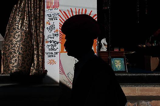 Mahesh Balasubramanian - Silhouette of a Man